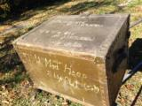 WWII FIELD DESK UNIT MARKED - 11 of 14