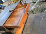 WWII FIELD DESK UNIT MARKED - 6 of 14