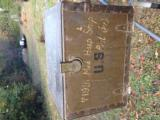WWII FIELD DESK UNIT MARKED