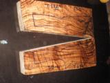 Turkish walnut shotgun or 2 piece rifle blank - 5 of 5