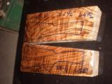 Turkish walnut shotgun or 2 piece rifle blank - 3 of 5