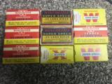 .22LR Collector Box Lot, Winchester..