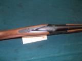 Beretta 686 Onyx 20ga matte English Stock, NIB - 5 of 11