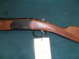 Beretta 686 Onyx 20ga matte English Stock, NIB - 10 of 11