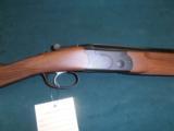 Beretta 686 Onyx 20ga matte English Stock, NIB - 2 of 11