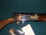 Browning A5 Japan Auto 5 Light 12, Unfired, Smokeing wood! - 2 of 17