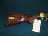 Browning A-500 500 Ducks Unlimited, DU, New, 1989