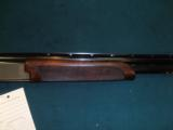 Browning 725 Sport 12ga Special order SHOT show Extra Long stock, 16