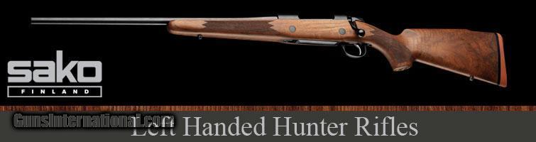 sako 85 hunter lh left hand 338 win mag nib