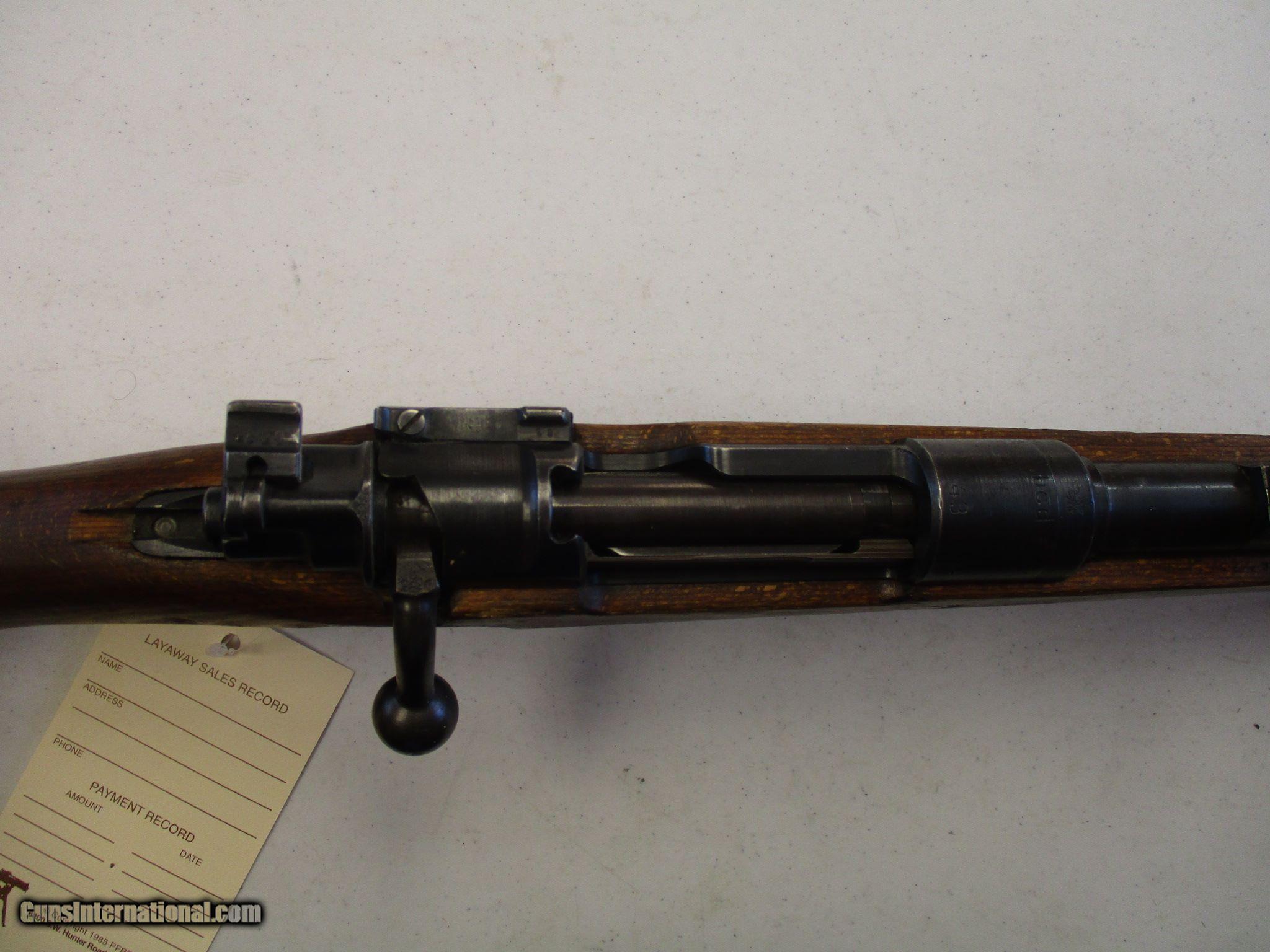 Mauser 98K 98 K BCD 43, CLEAN!