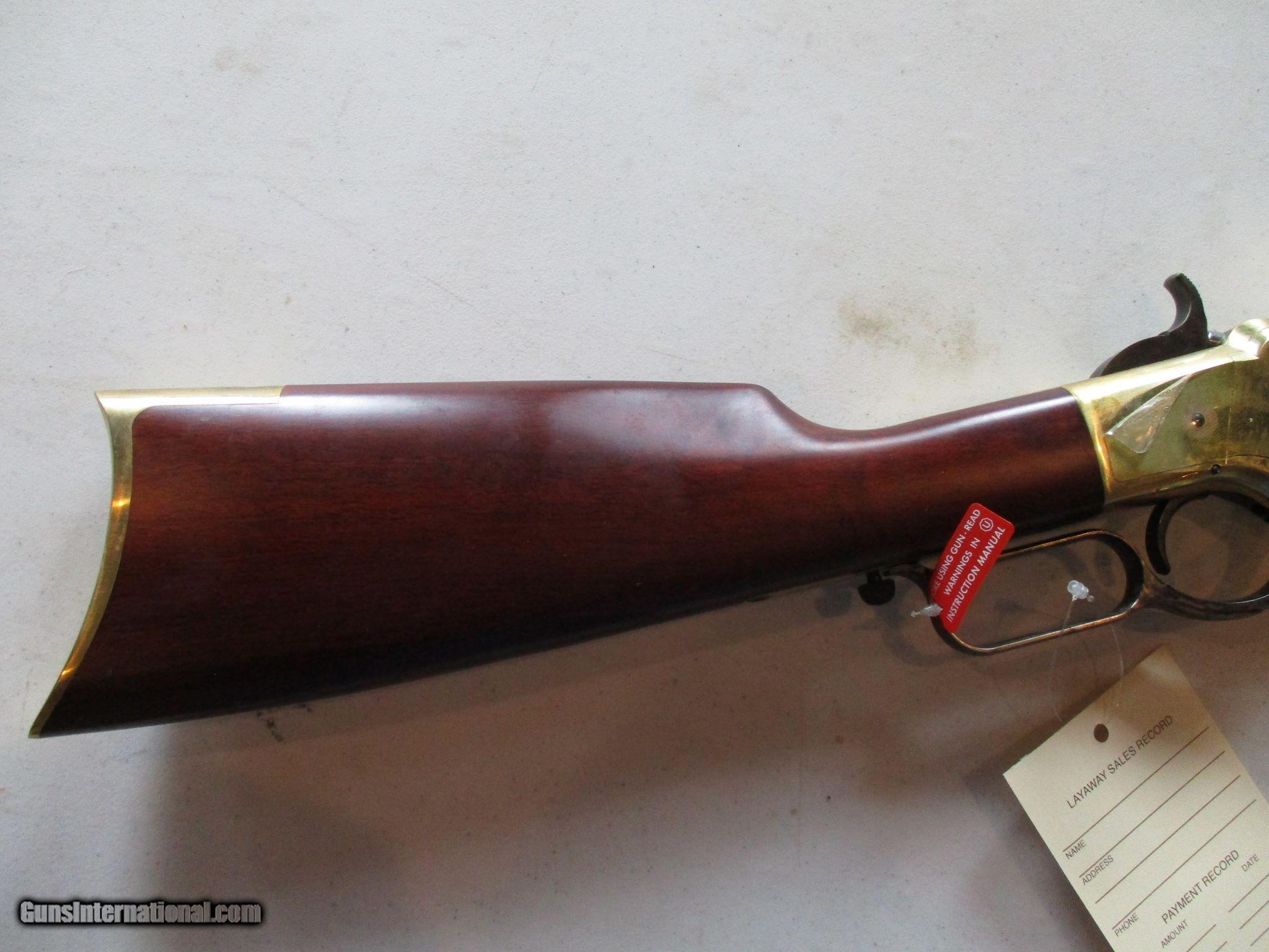 Uberti 1860 Henry Lever action 45LC New in box 342880 - 1 of 8 ...