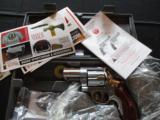 "Ruger Redhawk 44 Rem Mag, 2.75"" Speical order, CLEAN in box"