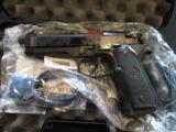 Beretta M9 22 semi Auto Pistol J90A1M9F19, NIB
