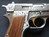 Browning Hi-Power Set of 3, Classic, Gold Classic and Centennial, NIB Same SN! - 3 of 24
