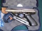 """Beretta U22 Neos Inox 22lr 4.5"""" LNIB"""