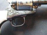 Colt SAA John Wayne Commemorative, NIB - 5 of 17