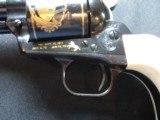 Colt SAA John Wayne Commemorative, NIB - 12 of 17