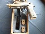 Beretta M9A3, LNIC, 9mm 17 Round.