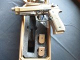 Beretta M9A3, New in box, FDE, 9mm