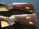 Browning Citori DU Ducks Unlimited Pair, 12 and 20ga, 1984 & 85 - 8 of 8