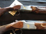 Browning Citori DU Ducks Unlimited Pair, 12 and 20ga, 1984 & 85 - 2 of 8