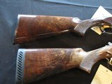 Browning Citori DU Ducks Unlimited Pair, 12 and 20ga, 1984 & 85