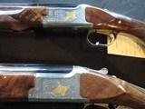 Browning Citori DU Ducks Unlimited Pair, 12 and 20ga, 1984 & 85 - 7 of 8