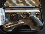 "Beretta U22 Neos Inox 22LR 6"" NIB"