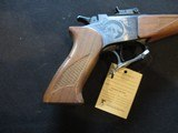 Thompson Center Contender, Early Vintage in Display Case, 45lc 410 and 22LR Barrels New old stock - 17 of 25