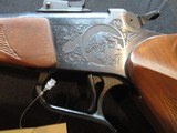 Thompson Center Contender, Early Vintage in Display Case, 45lc 410 and 22LR Barrels New old stock - 8 of 25
