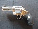 """Colt Anaconda, 44 Mag, 4"""" cased, CLEAN - 3 of 22"""