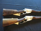 Browning 1895 High Grade PAIR! 30-06 and 30-40, New!