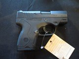 Beretta Nano 9mm, Like new in case, 2 mags