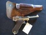 Krieghoff German Luger, 30 Luger, NICE!