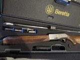 Beretta AL390 390 470th Anniversary, New in case!