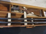 Browning BT99 BT 99 Combo Adjustable Comb, Release Trigger, Cased. 32 & 34