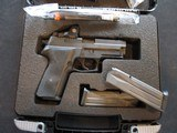 Sig P229 RX With sight, E29R-9-BSS-RX, Like new in case