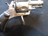 French Velodog 5 SHOT Nickel Revolver 6mm - 8 of 12