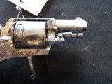French Velodog 5 SHOT Nickel Revolver 6mm - 10 of 12