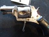 French Velodog 5 SHOT Nickel Revolver 6mm - 6 of 12