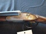 Arrieta 557 Full Sidelock, Side Lock, 12ga, 28