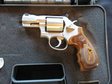 Smith and Wesson 686 Performance Center, 357 Mag, 7 shot, 2.5""