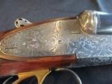"""Beretta 451 EELL Full Side lock, 12ga, 28"""" Mint in case! - 5 of 25"""