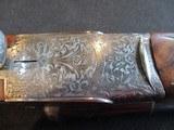 """Beretta 451 EELL Full Side lock, 12ga, 28"""" Mint in case! - 16 of 25"""