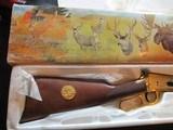 Winchester Model 94 1894 Commemorative, Antler Game, New in box