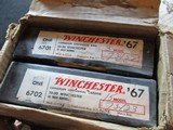 Winchester 94 Canadian Commemorative Pair, 30-30, New in box and shipping box!