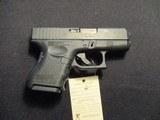 Glock Model 27 40 SW Clean