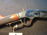 Winchester 73 1873 Turnbull Restoration Engraved Gun Winchester Collectors Assc. 2014 - 2 of 25
