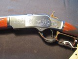 Winchester 73 1873 Turnbull Restoration Engraved Gun Winchester Collectors Assc. 2014 - 19 of 25