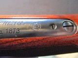 Winchester 73 1873 Turnbull Restoration Engraved Gun Winchester Collectors Assc. 2014 - 22 of 25